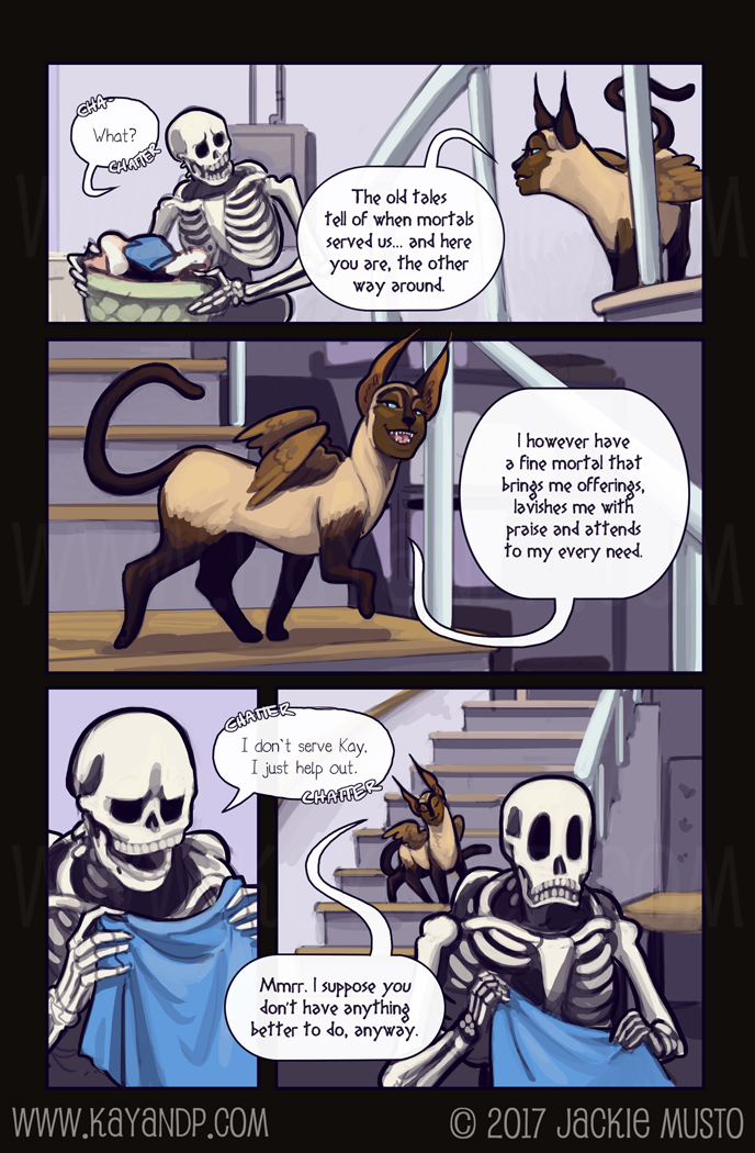 Kay and P: Issue 21, Page 29
