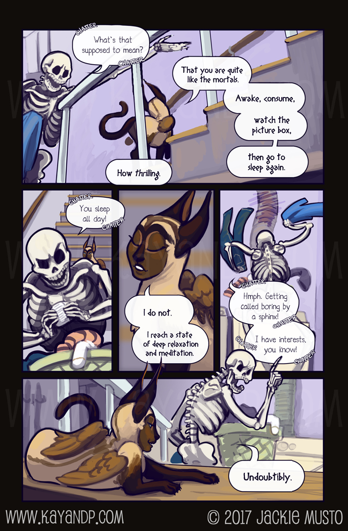 Kay and P: Issue 21, Page 30