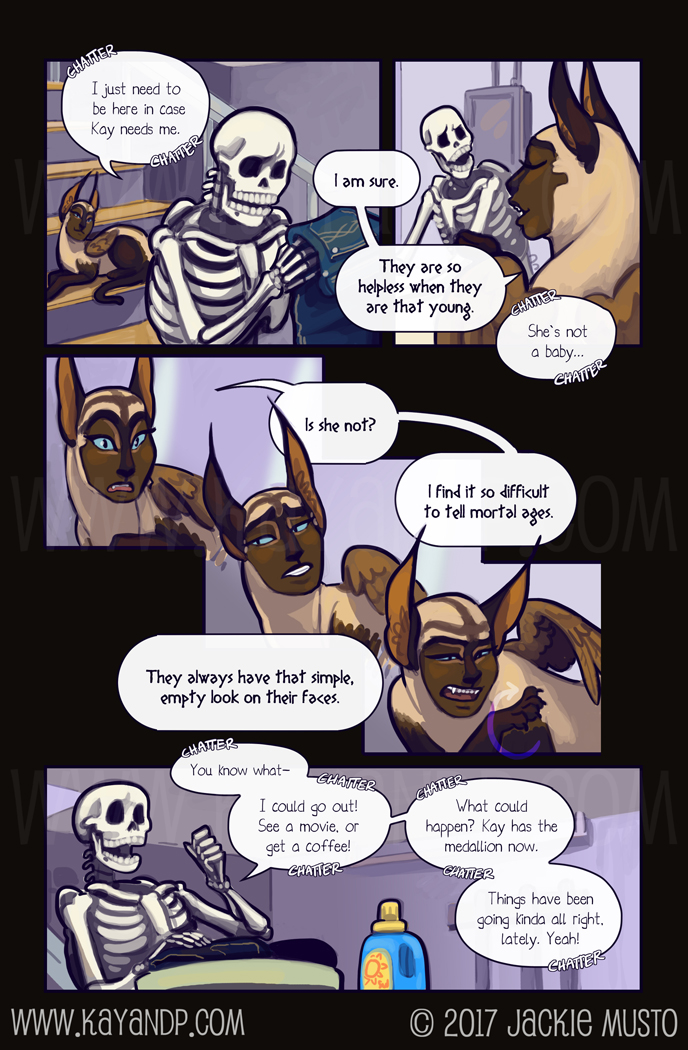 Kay and P: Issue 21, Page 31