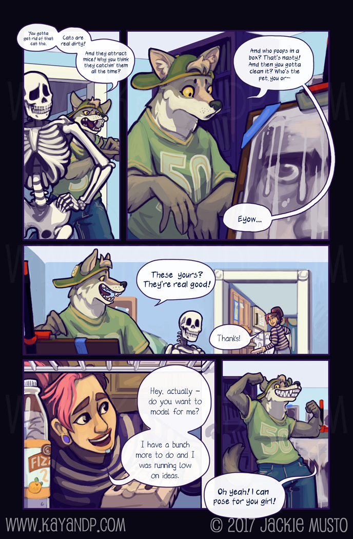 Kay and P: Issue 22, Page 08