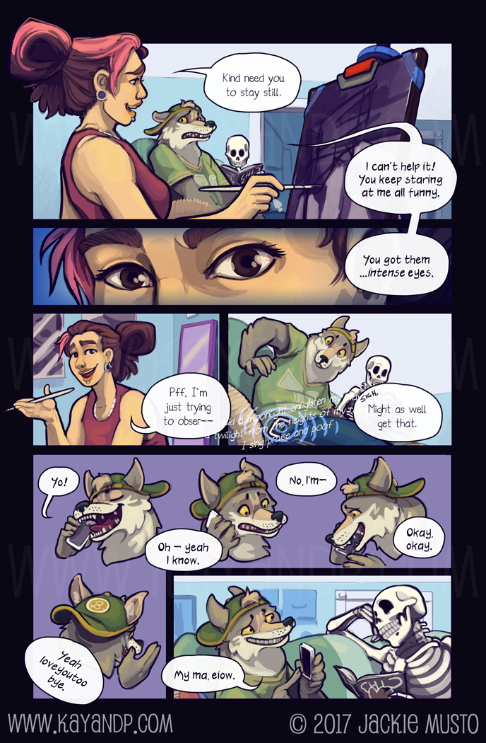Kay and P: Issue 22, Page 10