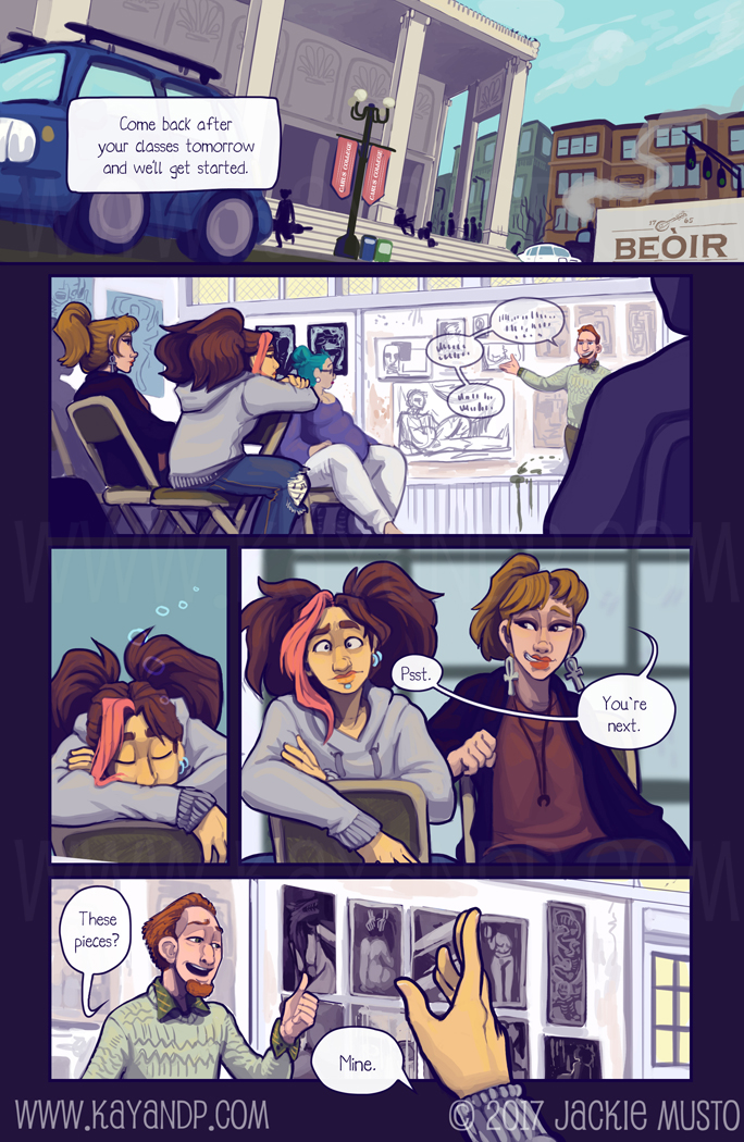 Kay and P: Issue 22, Page 16