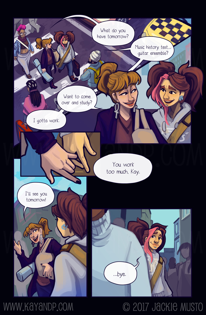 Kay and P: Issue 22, Page 20