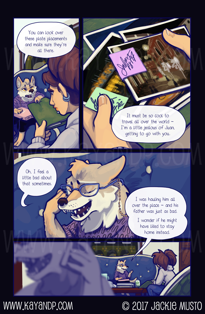 Kay and P: Issue 22, Page 25