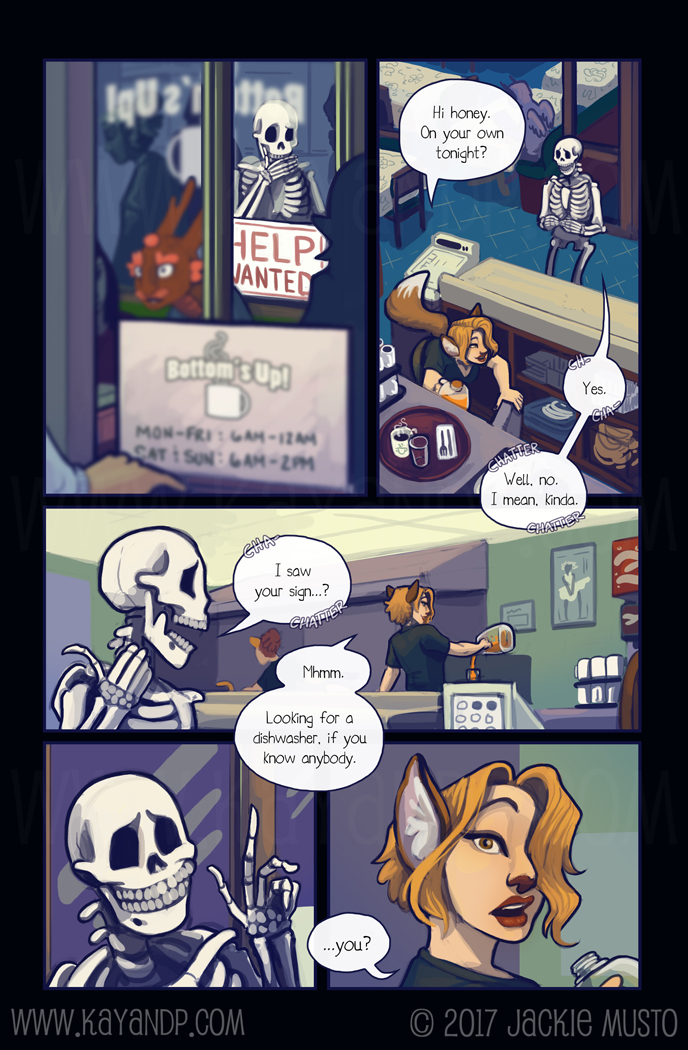 Kay and P: Issue 22, Page 29