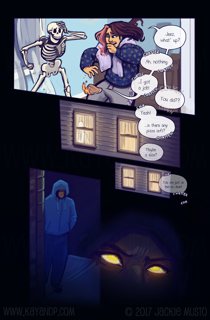 Kay and P: Issue 22, Page 32