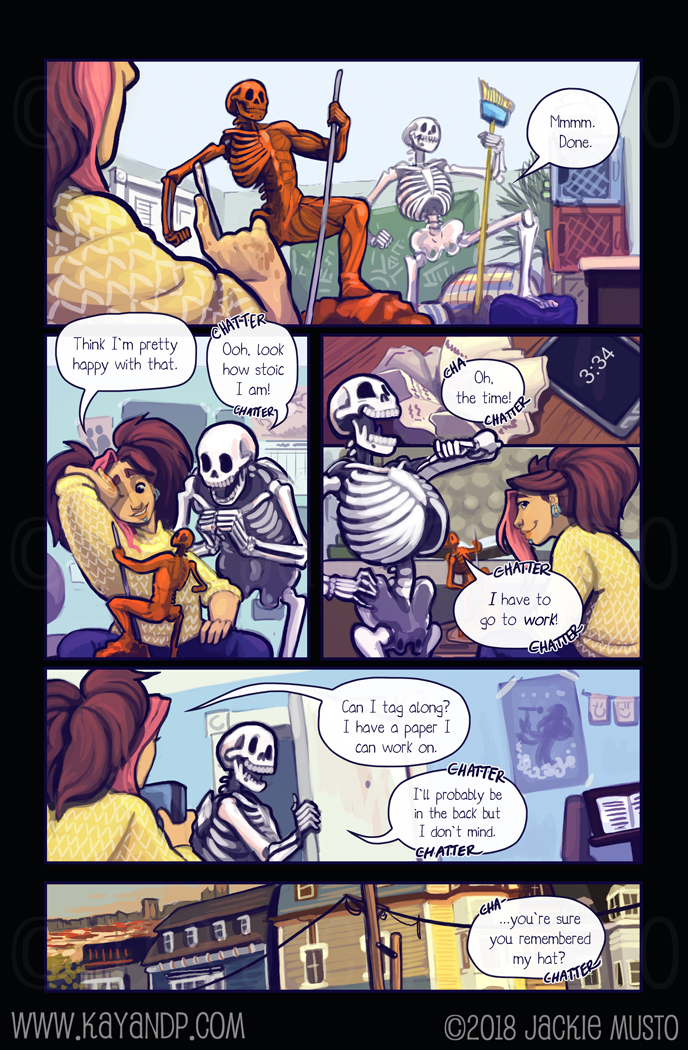 Kay and P: Issue 23, Page 06