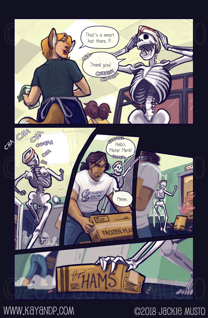 Kay and P: Issue 23, Page 09