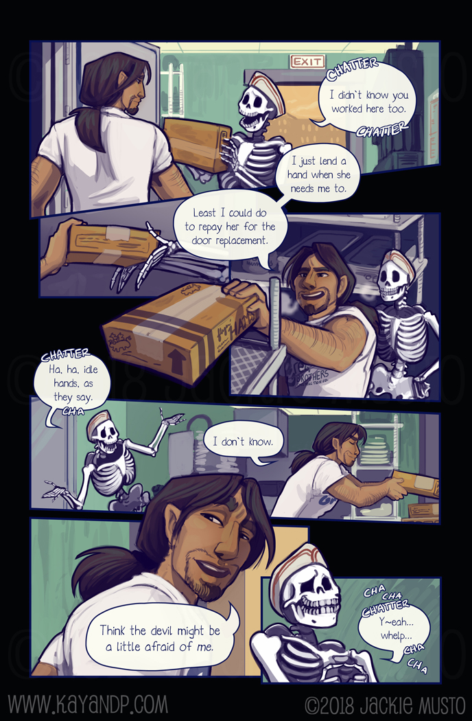 Kay and P: Issue 23, Page 10