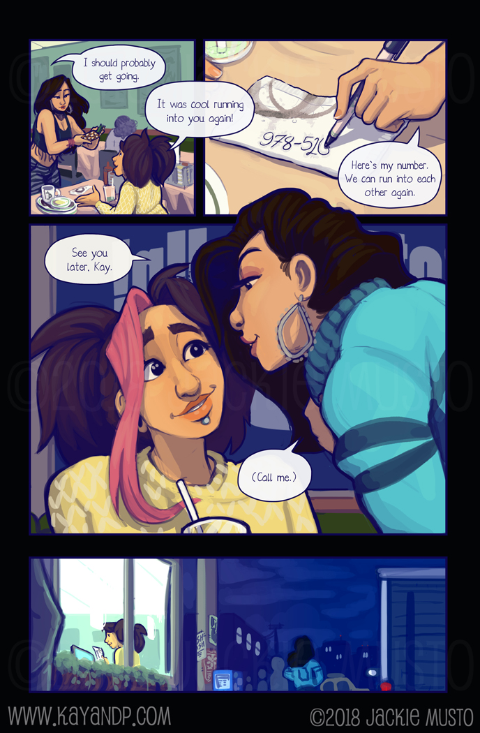 Kay and P: Issue 23, Page 13