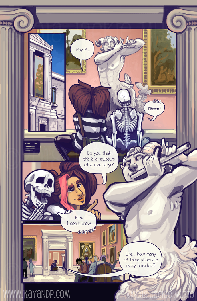 Kay and P: Issue 23, Page 14
