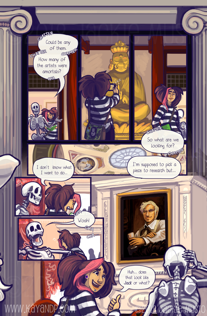Kay and P: Issue 23, Page 15