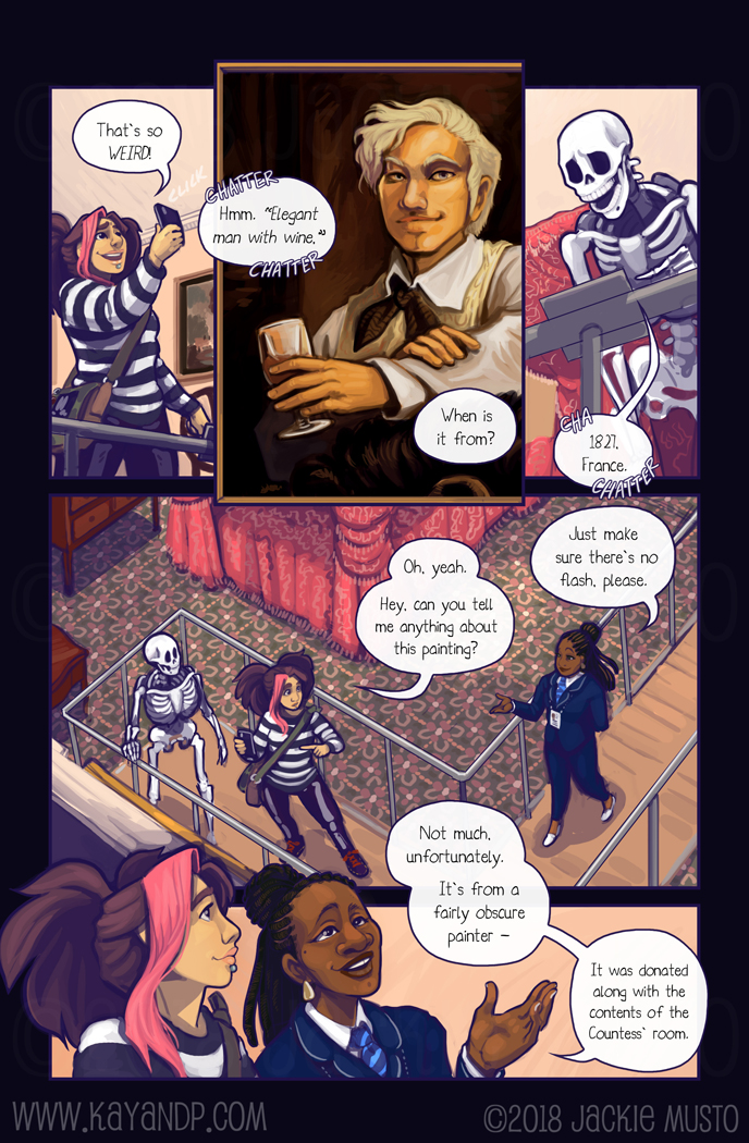 Kay and P: Issue 23, Page 16