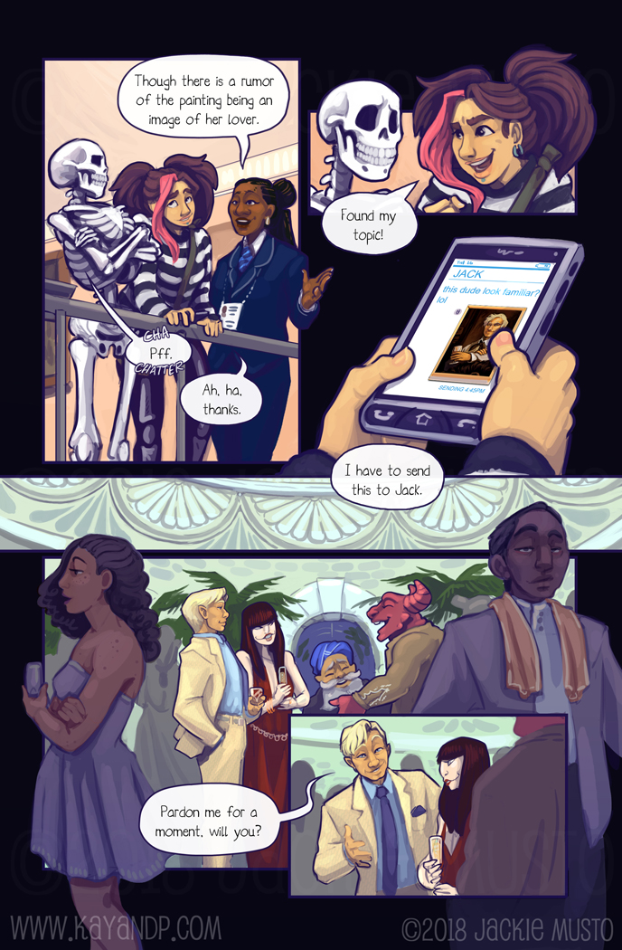 Kay and P: Issue 23, Page 17