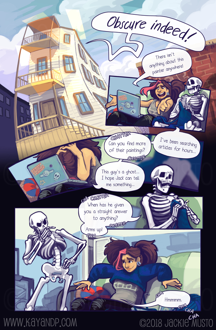 Kay and P: Issue 23, Page 19