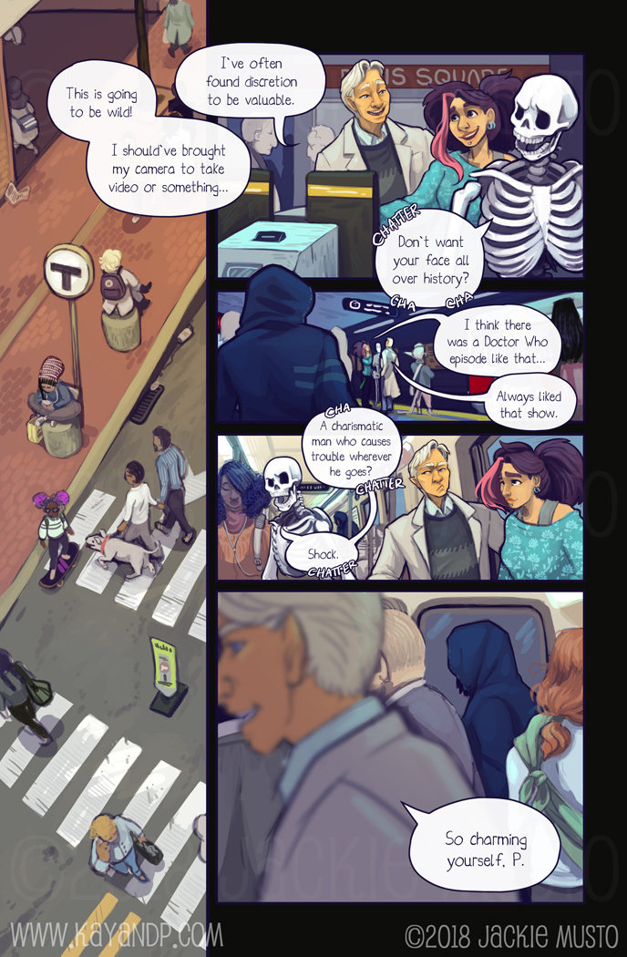 Kay and P: Issue 23, Page 28