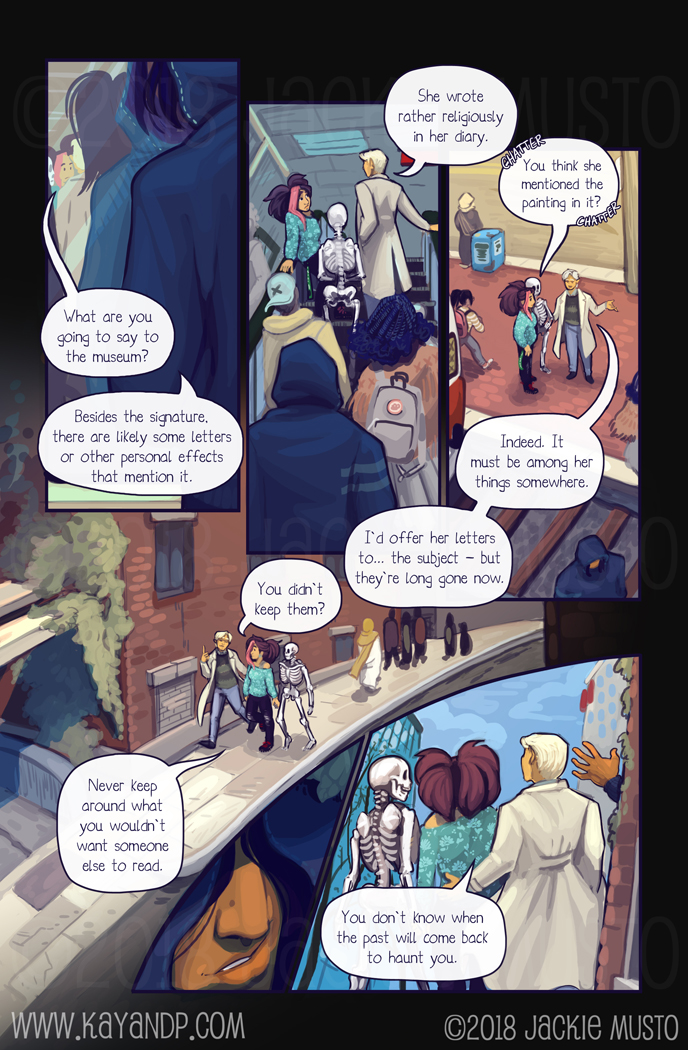 Kay and P: Issue 23, Page 29