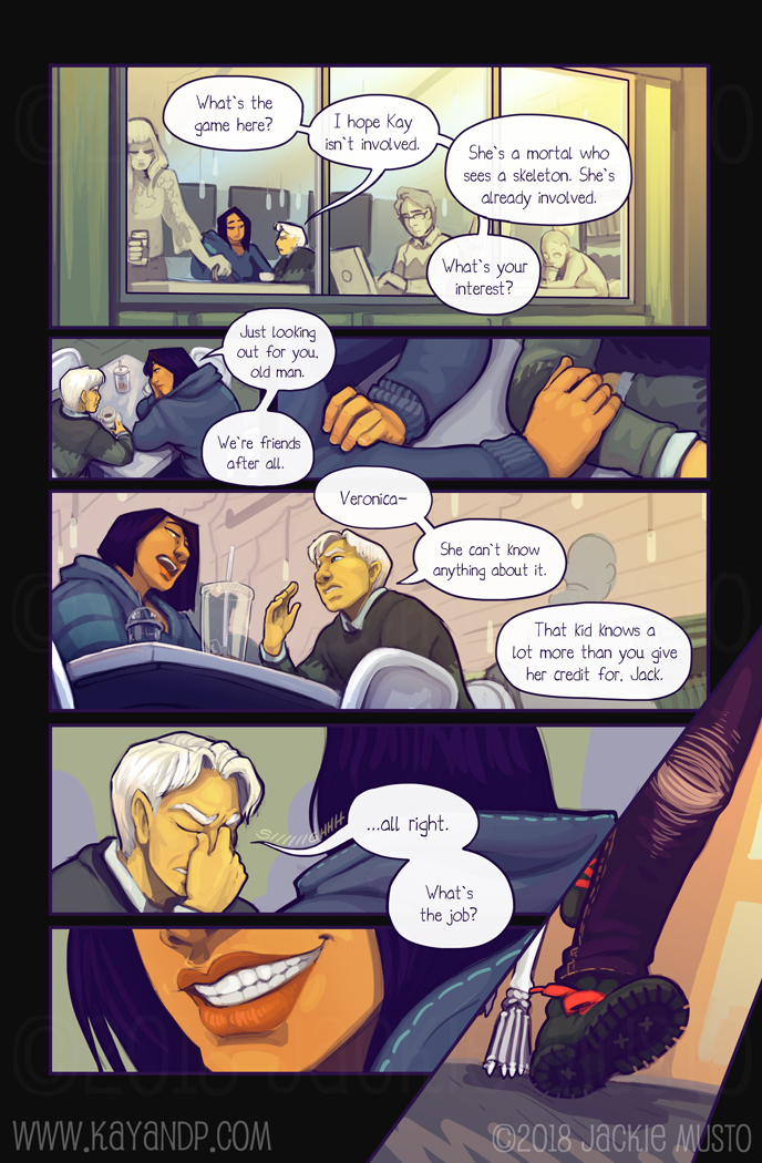 Kay and P: Issue 24, Page 11