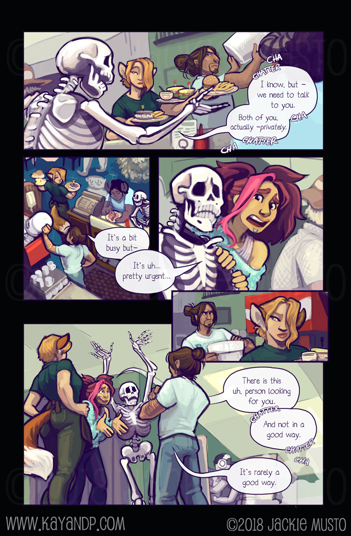 Kay and P: Issue 24, Page 15