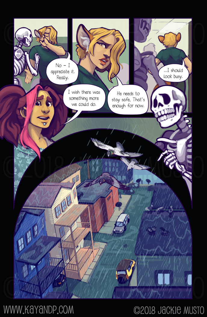 Kay and P: Issue 24, Page 19