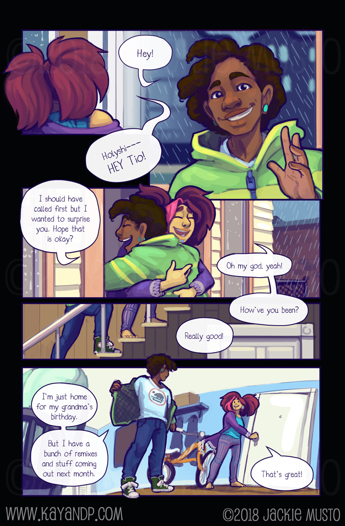 Kay and P: Issue 24, Page 21