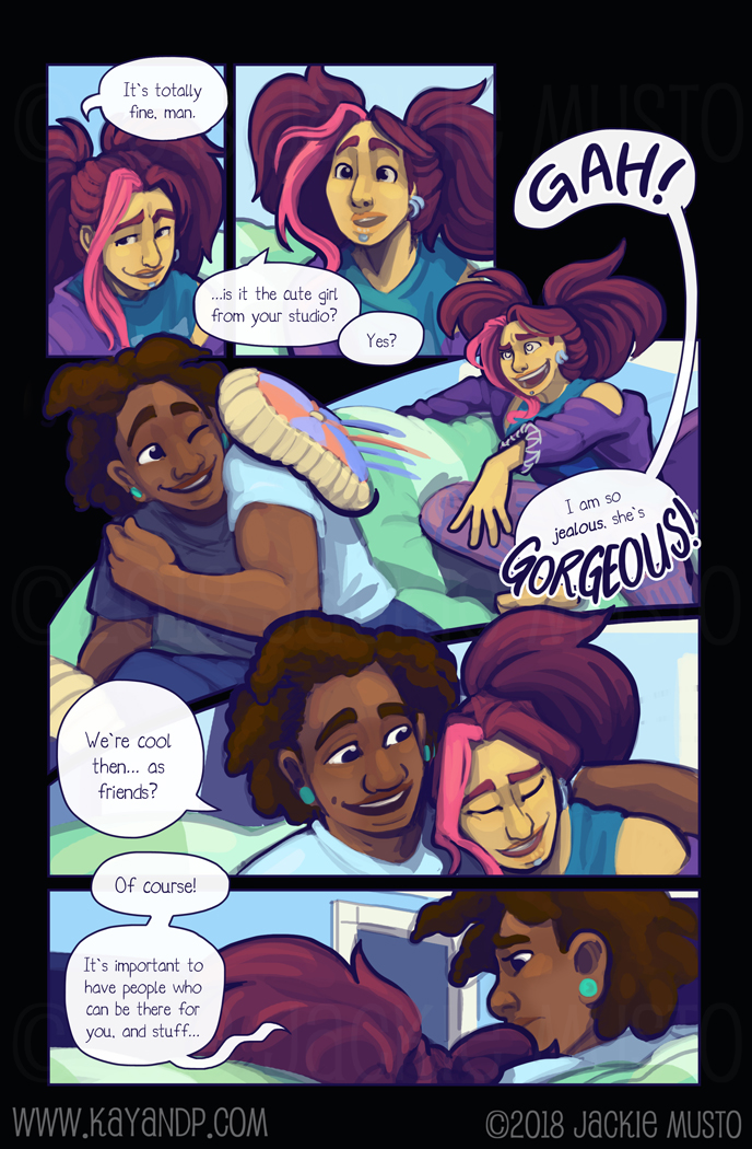 Kay and P: Issue 24, Page 23