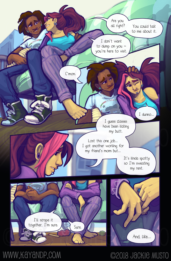 Kay and P: Issue 24, Page 24