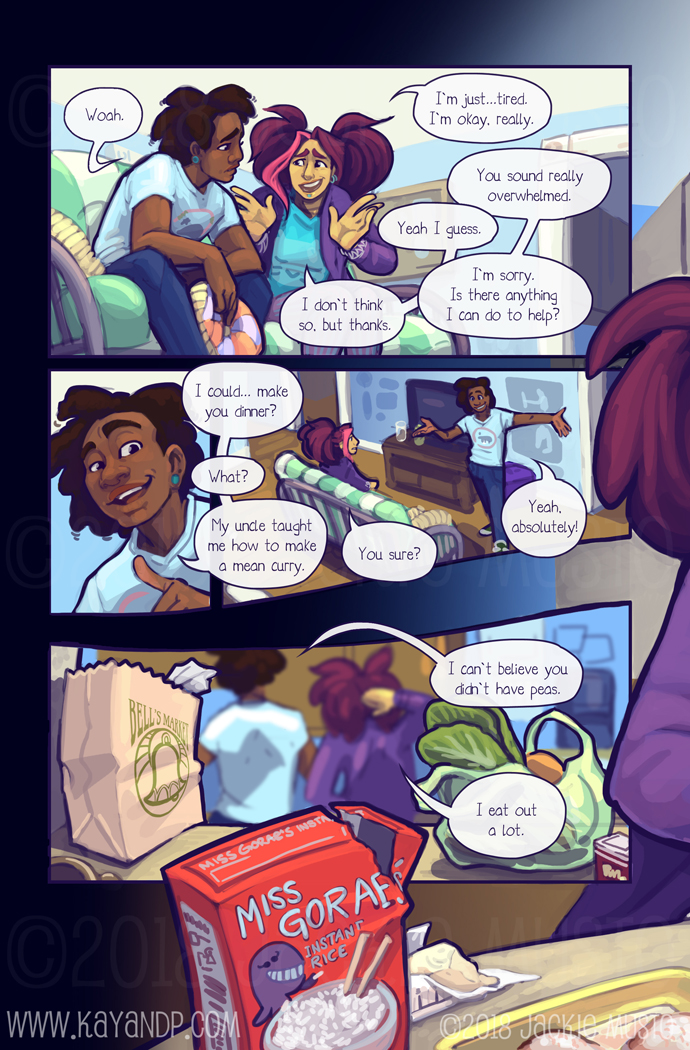 Kay and P: Issue 24, Page 26
