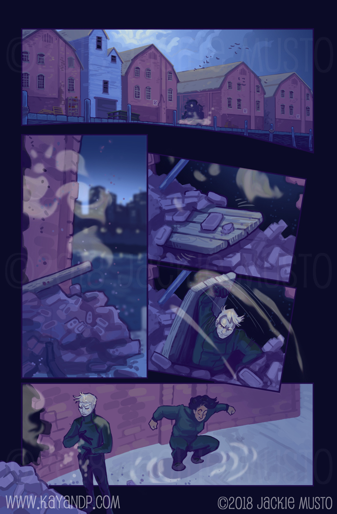 Kay and P: Issue 24, Page 31