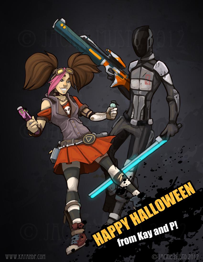 Happy Halloween, 2012