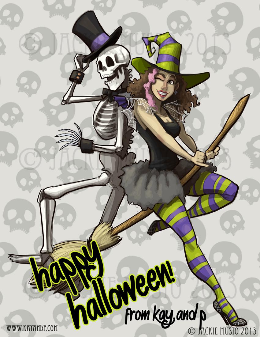 Happy Halloween, 2013