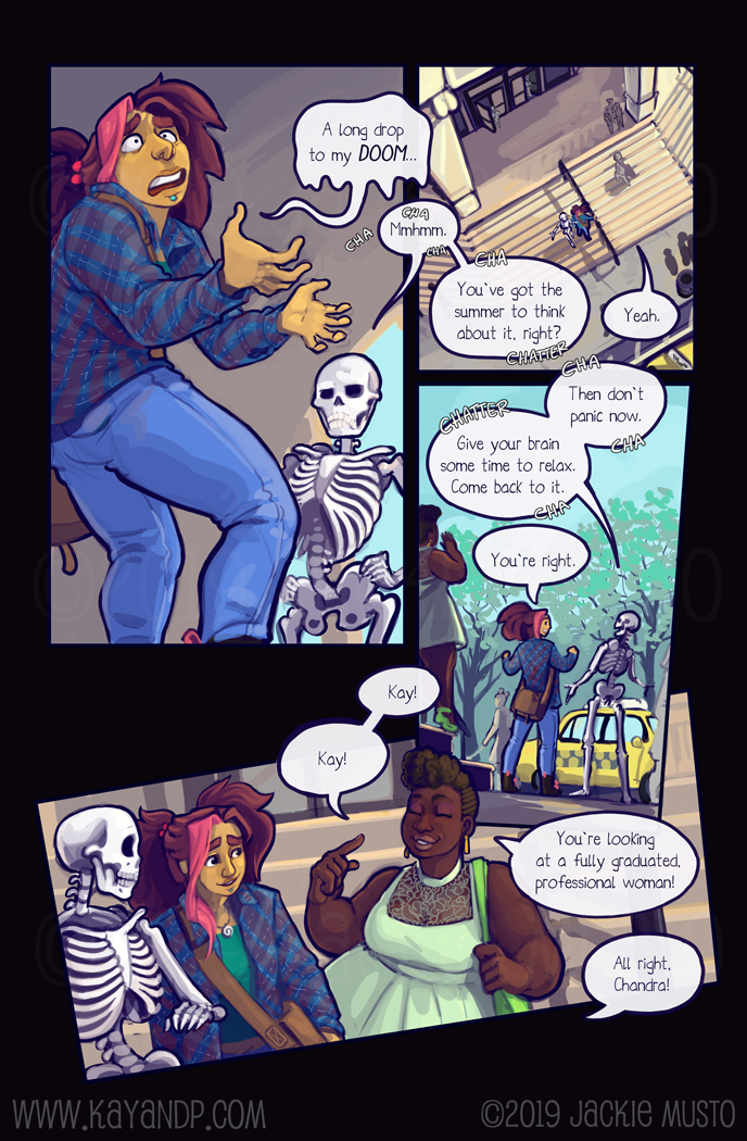 Kay and P: Issue 25, Page 10