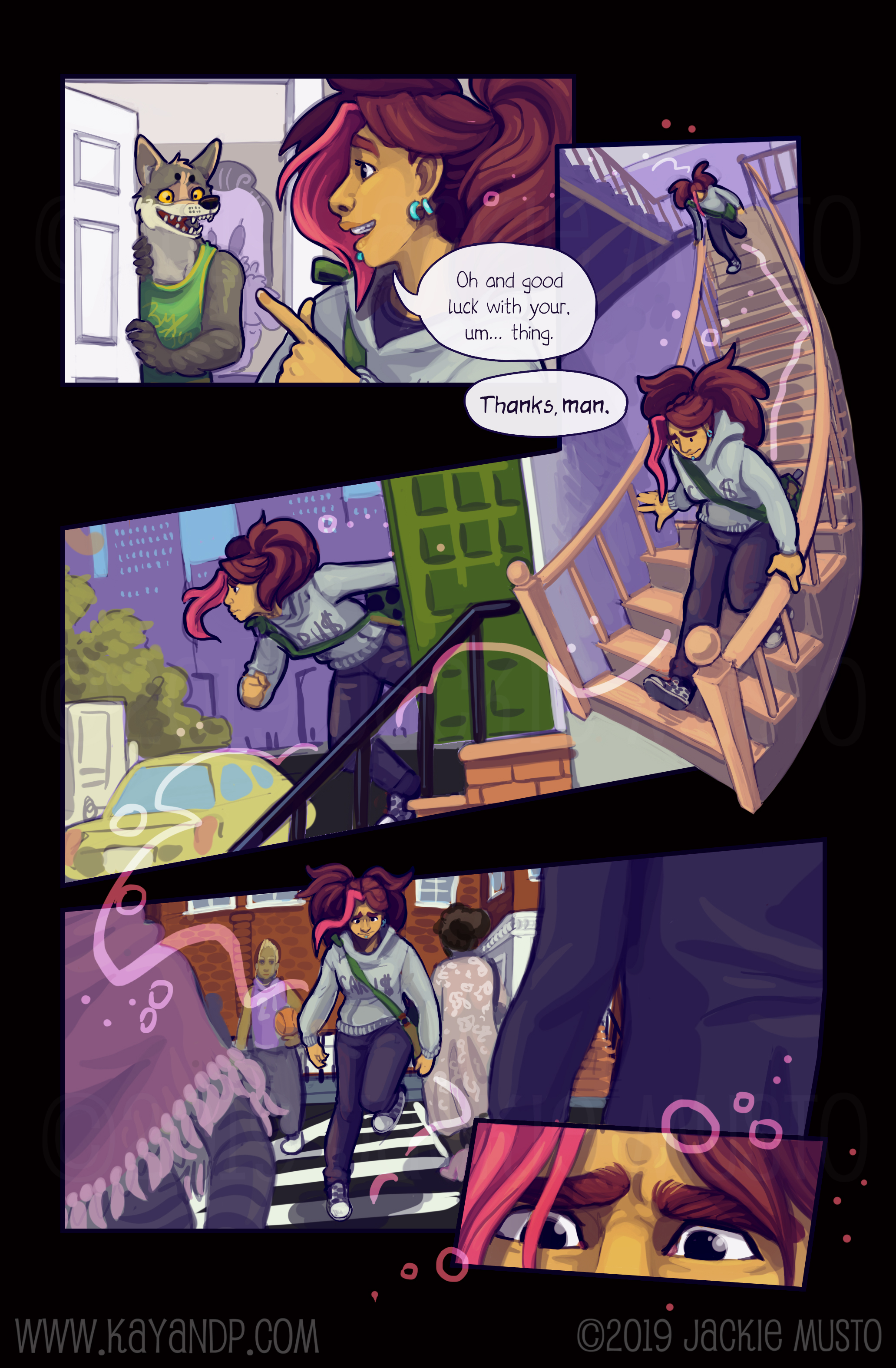 Kay and P: Issue 25, Page 17