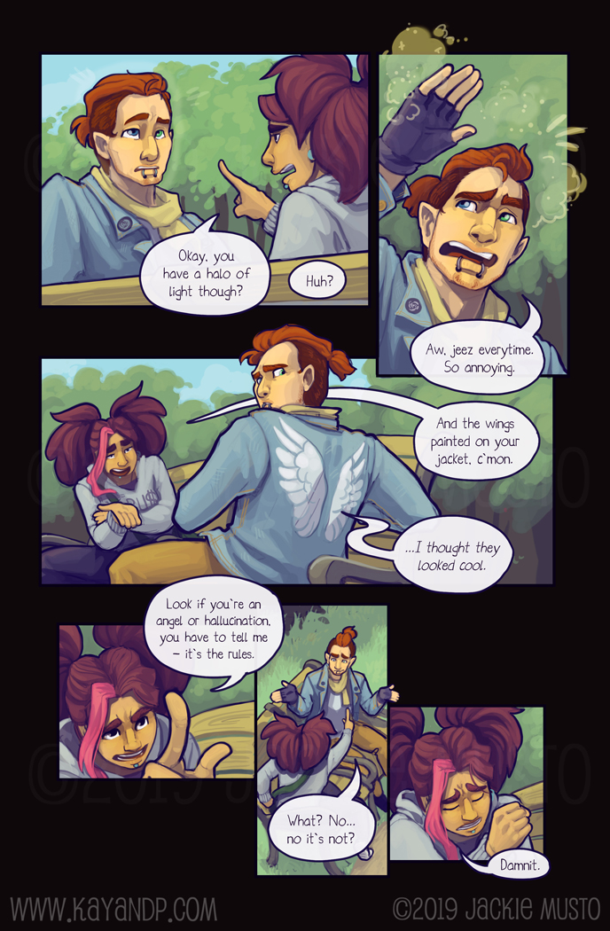 Kay and P: Issue 25, Page 22