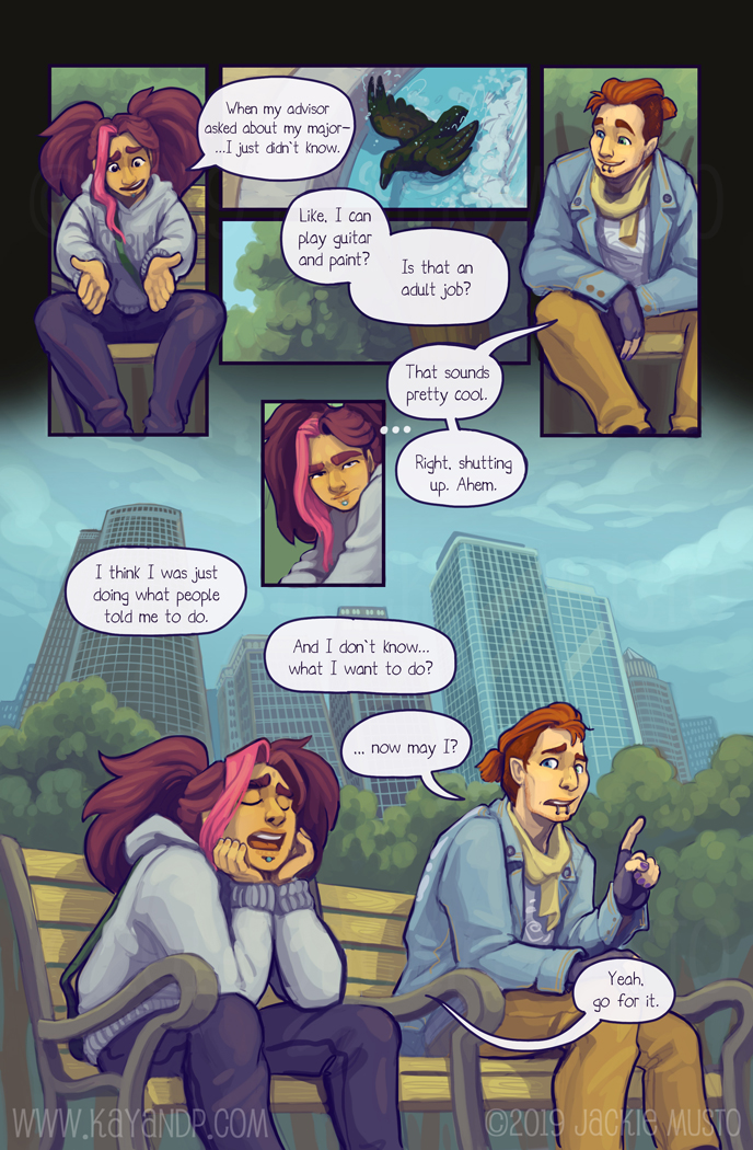 Kay and P: Issue 25, Page 24