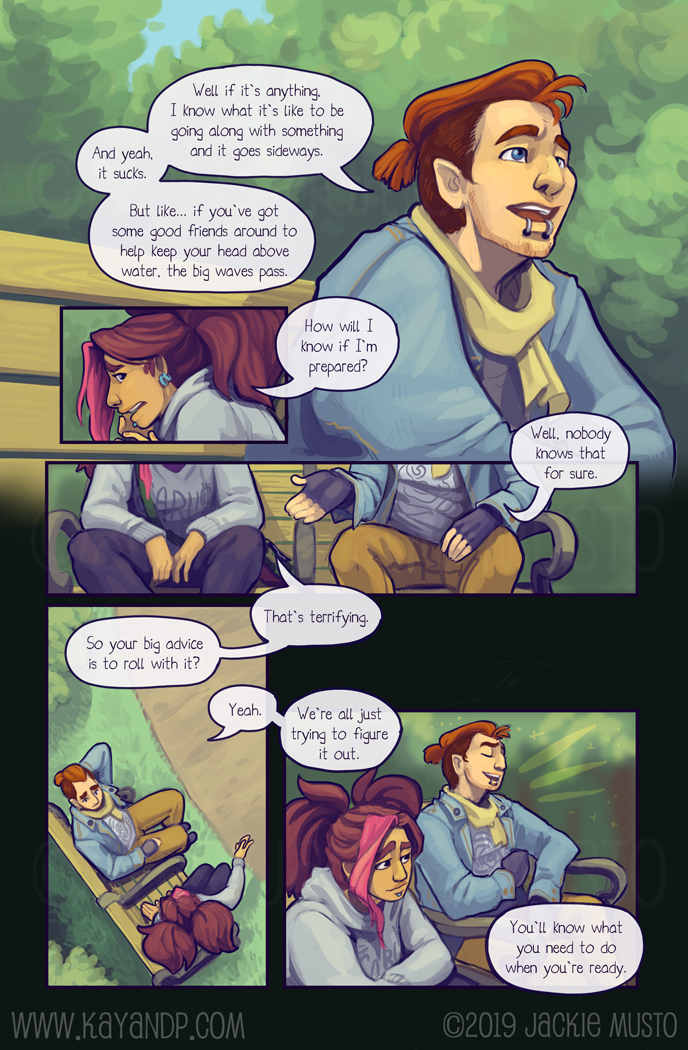Kay and P: Issue 25, Page 25