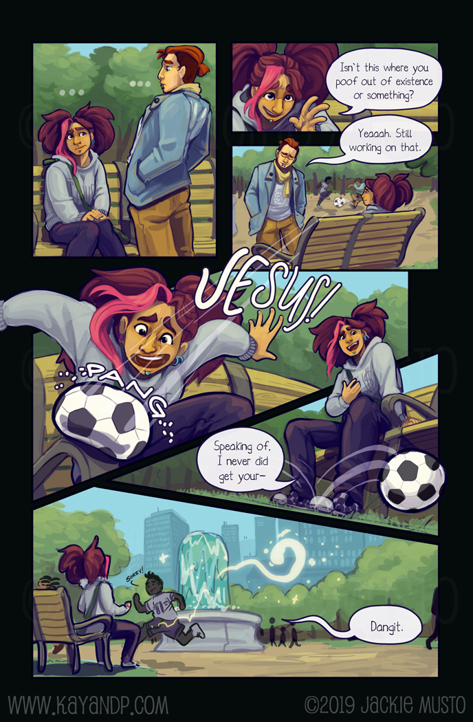 Kay and P: Issue 25, Page 27