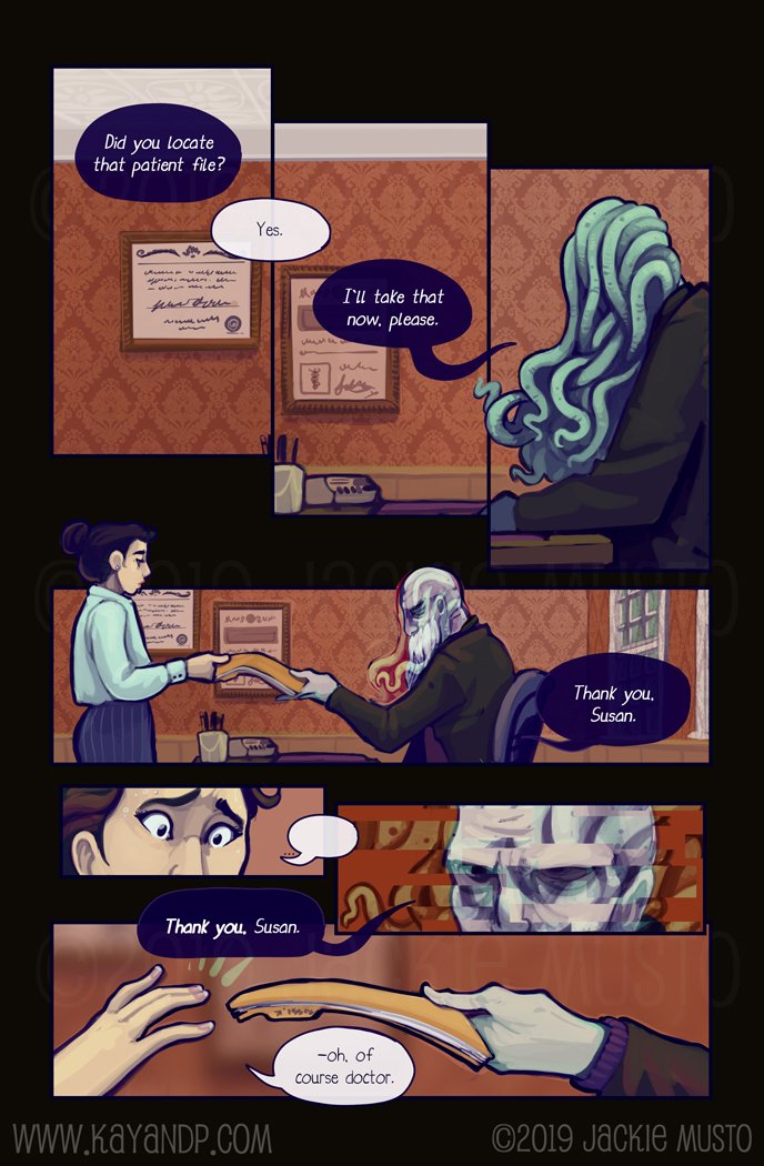 Kay and P: Issue 25, Page 31