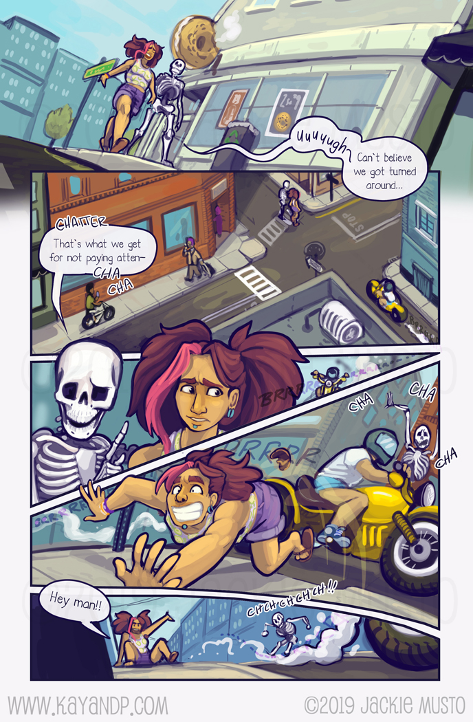 Kay and P: Issue 26, Page 12