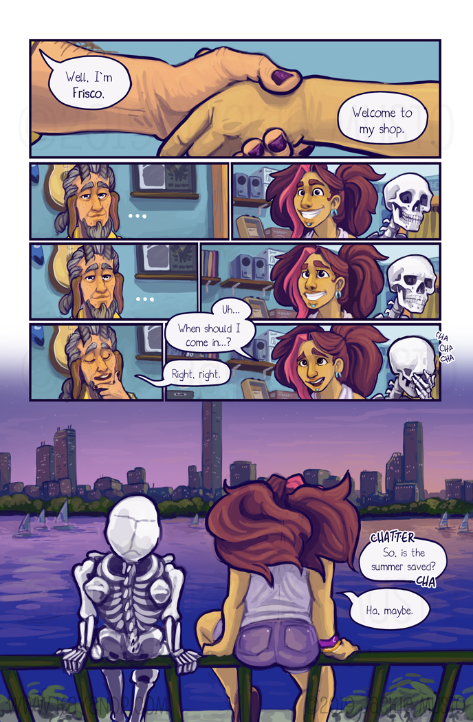 Kay and P: Issue 26, Page 16