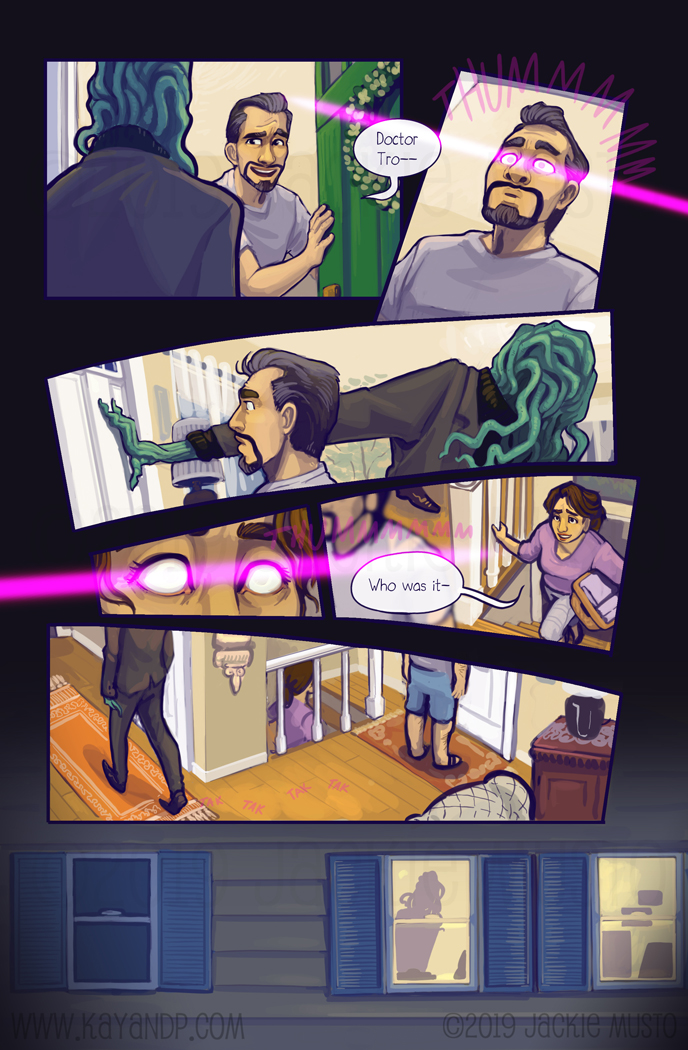 Kay and P: Issue 26, Page 19