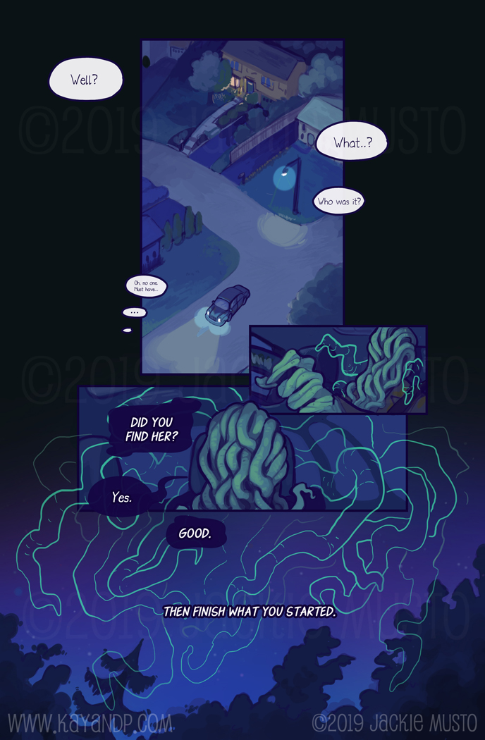 Kay and P: Issue 26, Page 22