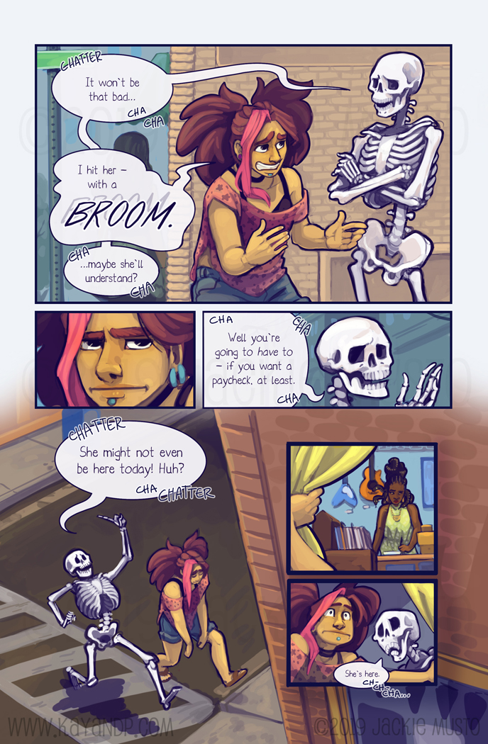 Kay and P: Issue 27, Page 02