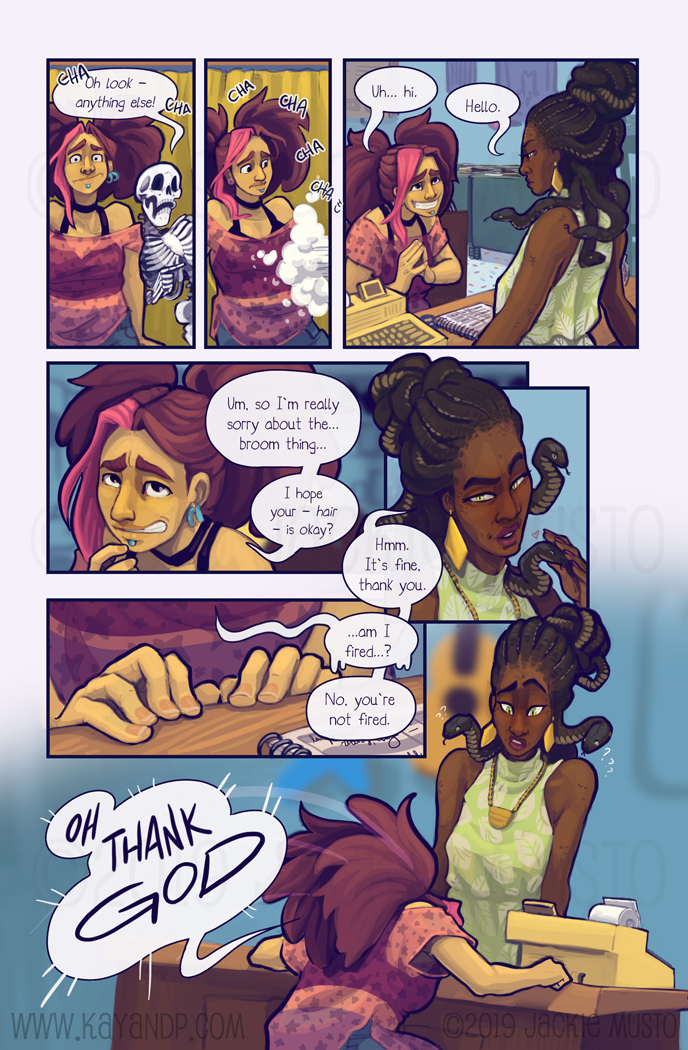Kay and P: Issue 27, Page 03