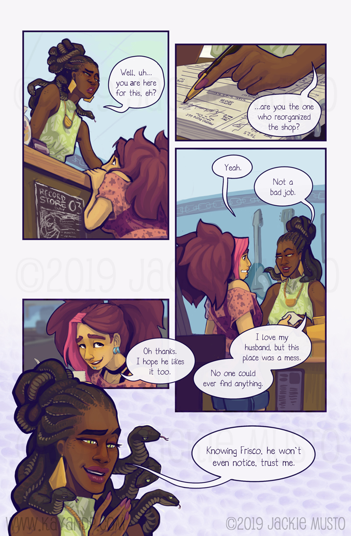Kay and P, Issue 27: Page 04