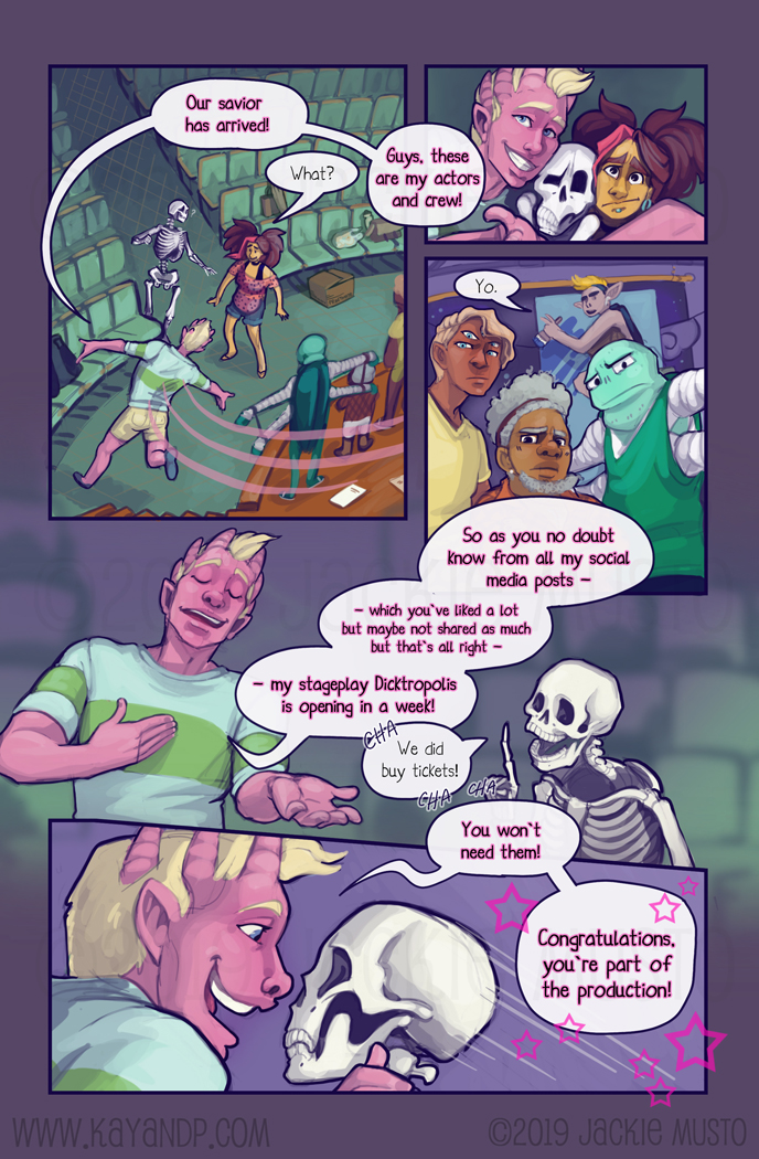 Kay and P, Issue 27: Page 08