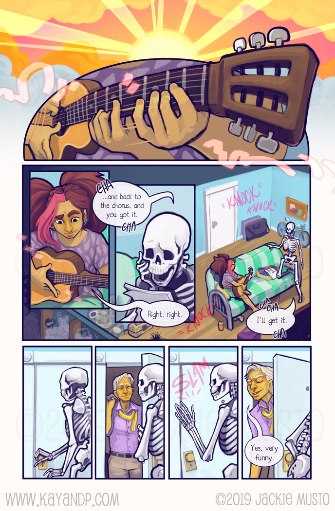 Kay and P: Issue 27, Page 15