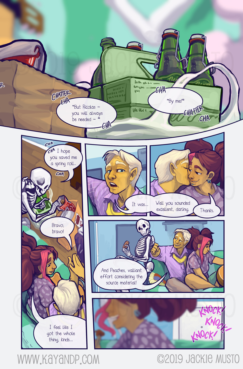 Kay and P: Issue 27, Page 19