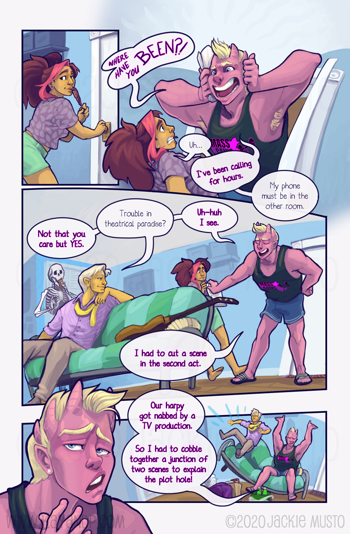 Kay and P: Issue 27, Page 20