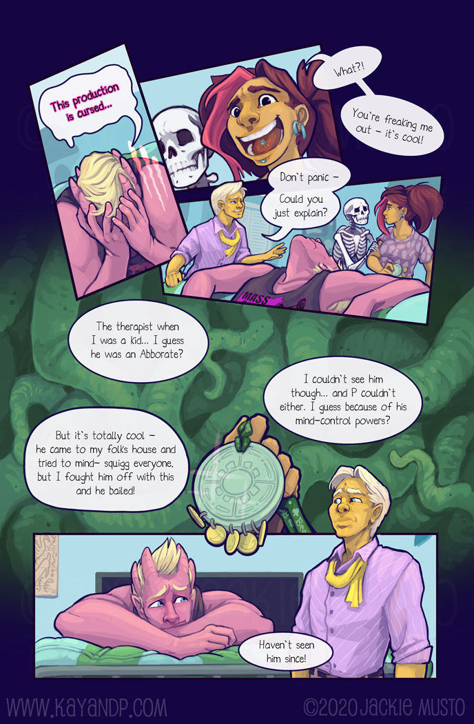 Kay and P: Issue 27, Page 23